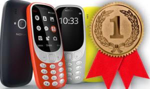 New Nokia 3310 Smartphone